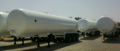 DEA LPG Filling And Storage Services