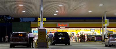 DEA LPG Autogas Refueling Station Services